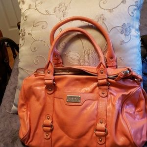 Used but good condition Coral Colored